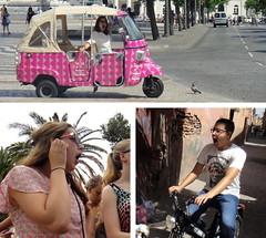 Bostezos ( Hernn A. Maglione) Tags: barcelona lisboa yawn marrakech tuktuk tuk bocejo bostezo
