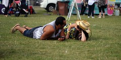 Happy Moments (A Greco Photography) Tags: life nottingham family carnival party summer food sun hot love grass hat fun happy couple background tshirt sunny down busy jamaica caribbean shorts jamaican laying 2015