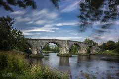 Stirling Bridge-11th September-2.jpg (ibriphotos) Tags: history cycling anniversary stirling commute historical friday braveheart commemorative williamwallace battleofstirlingbridge