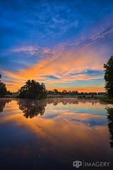 Summit Sunrise (AP Imagery) Tags: lake pearlclub pond reflection sky sunrise thesummit water