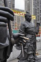 Estatua zodiaco Chino (Guillermo Relao) Tags: hongkong nikon kowloon estatua zodiaco d90 zodiacochino guillermorelao