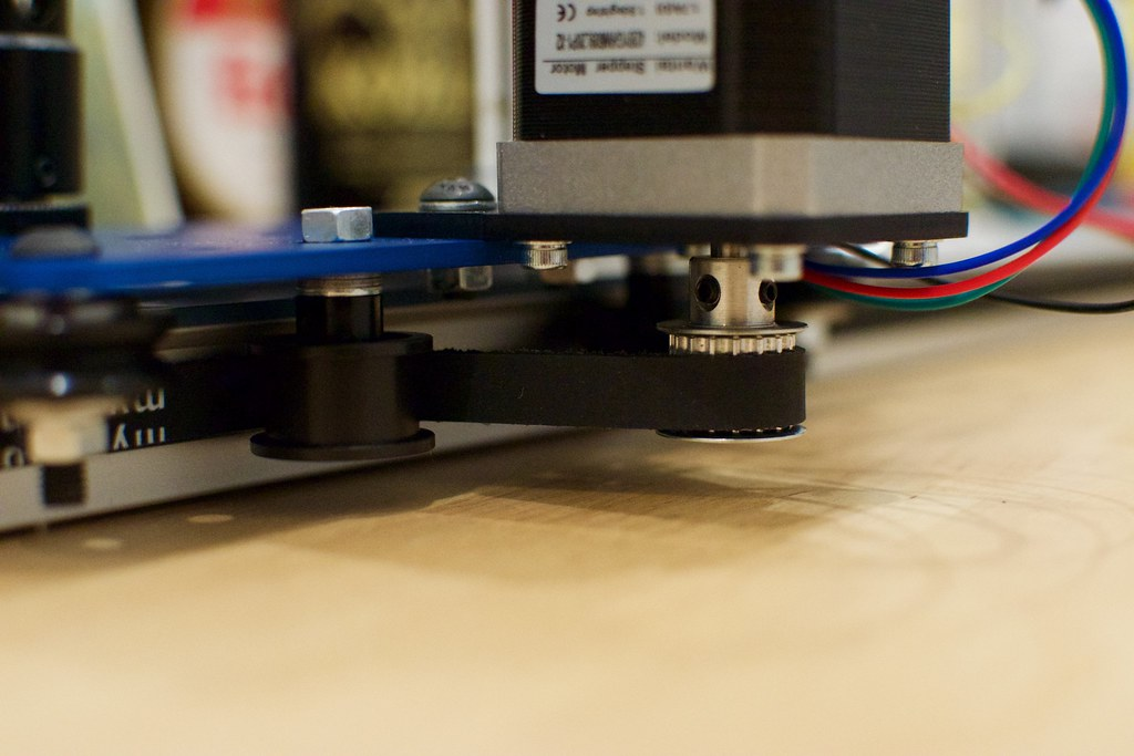 The world 39 s most recently posted photos of arduino and for Stepper motor camera slider