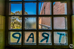Abandoned Power Station (Explored Visions) Tags: abandoned industry factory explore nsw artdeco derelict powerstation urbex sonya77ii