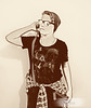 MikeVanity-4 (Alex Yasser @HonixYasser) Tags: men verde mike alex retrato loco modelo chico pelo yasser crasy masculino vanidad mikevanity