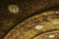 Brickwork Cieling (Yaecker Photography) Tags: brick cleveland ceiling westsidemarket ohiocity
