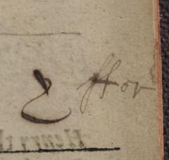 Inscription from Penn Libraries PR_2524_C5_1634 (Provenance Online Project) Tags: inscription englandlondon 1634 pennlibraries pr2524c51634 fordjohn1586ca1640