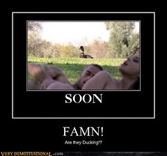 FAMN! (Chikkenburger) Tags: posters memes demotivational cheezburger workharder memebase verydemotivational notsmarter chikkenburger