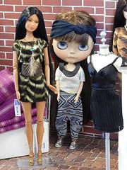 Wiesbaden Brse - September 2015 (Levitation_inc.) Tags: fashion wiesbaden handmade barbie levitation convention brse 2015