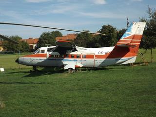 OK-ADP Let L-410 Kunovice 19-09-15
