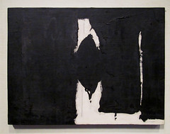 Robert Motherwell (rocor) Tags: sanfrancisco deyoungmuseum painting abstractexpressionism newyorkschool robertmotherwell andersoncollection spanishelegy