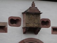 Gernsbach, Eberstein palace (fchmksfkcb) Tags: castle church germany deutschland ruin kirche palace ruine monastery badenbaden schloss baden schwarzwald burg burgruine badenwürttemberg badherrenalb klosterruine schlossruine eberstein frauenalb kirchenruine langensteinbach ebersteinburg