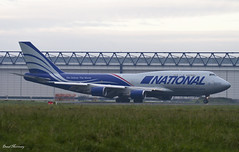 National Airlines 747-400F N919CA (birrlad) Tags: morning ireland mist chicago airplane stand airport gate taxi aircraft aviation airplanes transport jet cargo landing international shannon national airline boeing arrival airways airlines 06 runway landed freight 747 airliner jumbo freighter b747 arriving taxiway snn b744 747400f 747428bcf n919ca