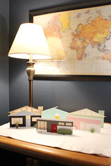 6by6Arts_PopUpVillage14 (thea superstarr) Tags: wood houses holiday modern century village handmade birch kit popup maker pnw mid midcenturymodern madeinusa mcm lasercut laserengraved 6by6arts