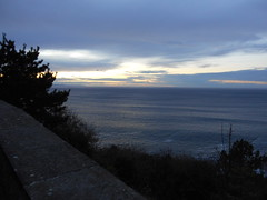 DSCN0836 (jon_zuniga1) Tags: sunset sea costa atardecer mar spain puestadesol sansebastian calma basquecountry donostia gipuzkoa urgull tranquilidad monteurgull donostiasansebastian