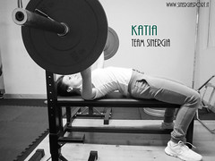 katia bench press