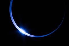 macro mondays - mysterious (tinfrey) Tags: 2016 canon canonef100mmf28macrousm canoneos6d availablelight blue button dark eclipse light macro macromondays mysterious november computer hardware