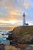 A California Sunset - Pigeon Point Lighthouse (andispin1962) Tags: ocean california park sunset lighthouse seascape beach lens point landscape state pacific pigeon wave beaches fresnel darvin atkeson darv liquidmoonlightcom