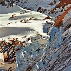Climbers 1 (Katarina 2353) Tags: winter france alps film landscape nikon climbing chamonix montblanc alpinista katarinastefanovic katarina2353
