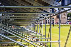 Under the stands (robertsonamanda369) Tags: golf ruin golfcourse standrews clubhouse golfer standrewsuniversity cathedrial swilkinbridge