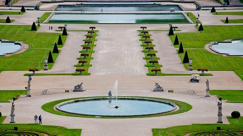 Jardins de Vaux Le Viconte