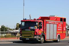 Adelaide 206 (adelaidefire) Tags: fire south australian company sem service sa metropolitan scania mfs skilled 0184 samfs
