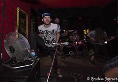 D7K_2227 CC (Braden Bygrave) Tags: show toronto rock drums concert lowlight nikon drum bass guitar flash crowd singer bassist drummer nikonphotography d7100 nikonphoto yn460 nikond7100