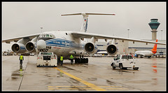RA-76950 Volga-Dnepr Ilyushin Il-76TD-90VD (Tom Podolec) Tags:  way this all image may any used rights be without reserved permission prior 2015news46mississaugaontariocanadatorontopearsoninternationalairporttorontopearson