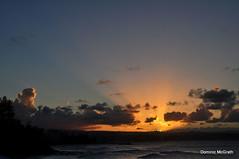 Rainbow Bay. (mcgrath.dominic) Tags: sunset australia queensland coolangatta rainbowbay