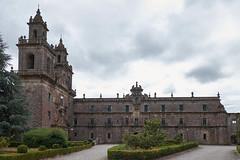 Monasterio de Santa Maria de Oseira (diocrio) Tags: monasterio monasteriodesantamara oseira ourense arquitectura