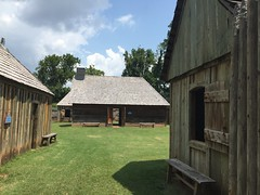 Nachitoches LA; Fort St. Jean Baptiste State Historic Site (Chuck & Alice Riecks) Tags: stateparks militaryhistory frenchinfluence louisiana