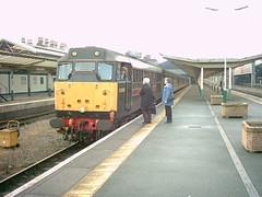 31_602-01 (Ian R. Simpson) Tags: 31602 chimera diesellocomotive diesel loco locomotive train fragonset fragonsetrailways firstnorthwestern