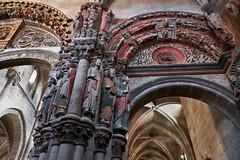 Catedral de Orense (diocrio) Tags: catedral orense ourense sxiii spain romanico porticodelparaiso arquitectura