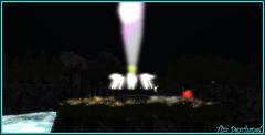 IMAGINE DAY (3) (Tim Deschanel) Tags: tim deschanel sl secondlife imagine day lighting peace tower remember john lennon jour paix lumière tour souvenir musique music