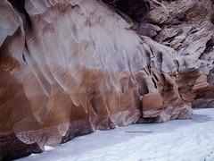 Harsh Marks !! (pankaj.anand) Tags: 2014 60d canon chadartrek chadartrek2014 g11 leh lehindia lehladakh pankajanandphotography pankajanand pankajanand18 pattern photography porters portrait trek trekking valley waterpattern zanskar zanskarriver zanskarvalley