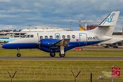 VH-NTL FP JS32 YSSY-9281 (A u s s i e P o m m) Tags: mascot newsouthwales australia au flypelican fp js32 sydneyairport syd yssy