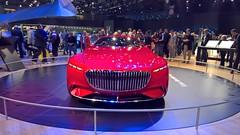Mercedes maybach vision 6 17 (benoit.patelout) Tags: mondial automobile paris 2016 mercedes maybach vision 6