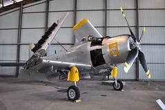 DOUGLAS  LBG (airlines470) Tags: douglas a1 skyraider french air force lbg airport musee de lair