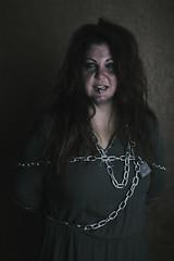 cerrada al amor (sfpalomo) Tags: candado llave key cadenas fracaso amoroso loquemesaledeldiafragma conceptual arte art