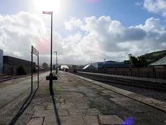 67 | Aberystwyth station (Mark & Naomi Iliff) Tags: aberystwyth valeofrheidolrailway rheilfforddcwmrheidol railway steam narrowgauge train
