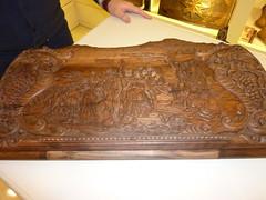 The premier Noahs Ark board (RickyOcean) Tags: armenia nardi backgammon noahsark
