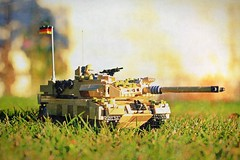 """Requiem"" (ABS Defence Systems) Tags: lego tank afv deutschland mbt leopard 2 a6 m"