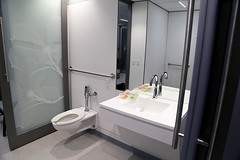 Arab Health Show 2016 (American Interiors) Tags: bathroom clinic dirtt dirttphotokeywords details event grouptags healthcare industrysector patientroom powerdata tradeshow dubai etchedglass facemountwalls framedglassbarndoors framedglassslidingdoors millwork sink solidwalls thermofoil treatmentroom washroom ~dirtt