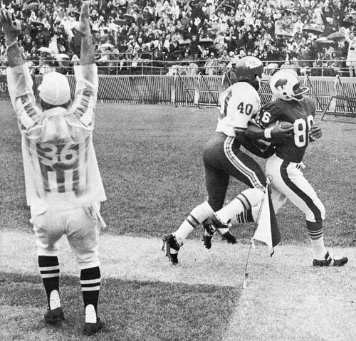 1969 Kansas City Chiefs @ Buffalo Bills