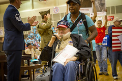 Wyman, Frederich (Fred) 21 Red (indyhonorflight) Tags: ihf indyhonorflight oct greg waggoner homecoming privatewaggoner 21 public2021 frederich fred wyman red dc arrival 2021