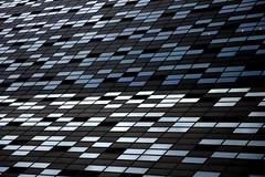 Millions of Stories II (Mastahkid) Tags: mastahkid nijmegen nederland niederlande thenetherlands gebäude building fenster windows glas fassade facade büro office minimal ontourwithmyego