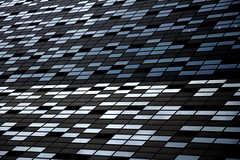 Millions of Stories II (Mastahkid) Tags: mastahkid nijmegen nederland niederlande thenetherlands gebude building fenster windows glas fassade facade bro office minimal ontourwithmyego