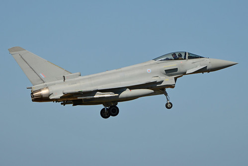 Eurofighter Typhoon FGR.4 'ZJ944'