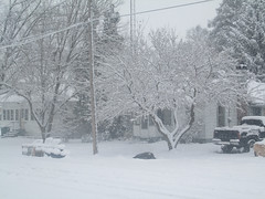 The Grider House (waynemegaman) Tags: kirklandil firstsnow winter december grider 2016 dekalbcountyil winterstorm snowing