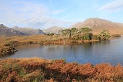 Connemara, Co Galway (Colin Rigney) Tags: connemara cogalway ireland canoneos7d colinrigney irishlandscape landscape autumn reflection mountains sky water