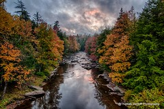 Blackwater River, Blackwater Falls SP WV (Thomas DeHoff) Tags: blackwater river fall colors west virginia sony a700 hdr